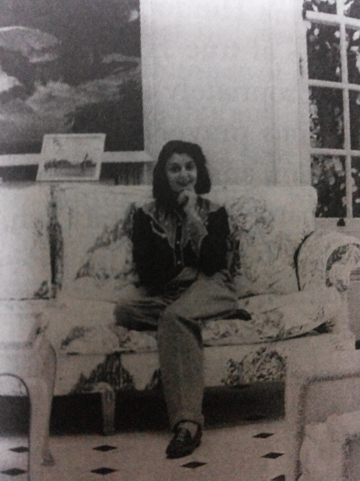 NAINAZWAY  Indian beauty icon Maharani Gayatri Devi